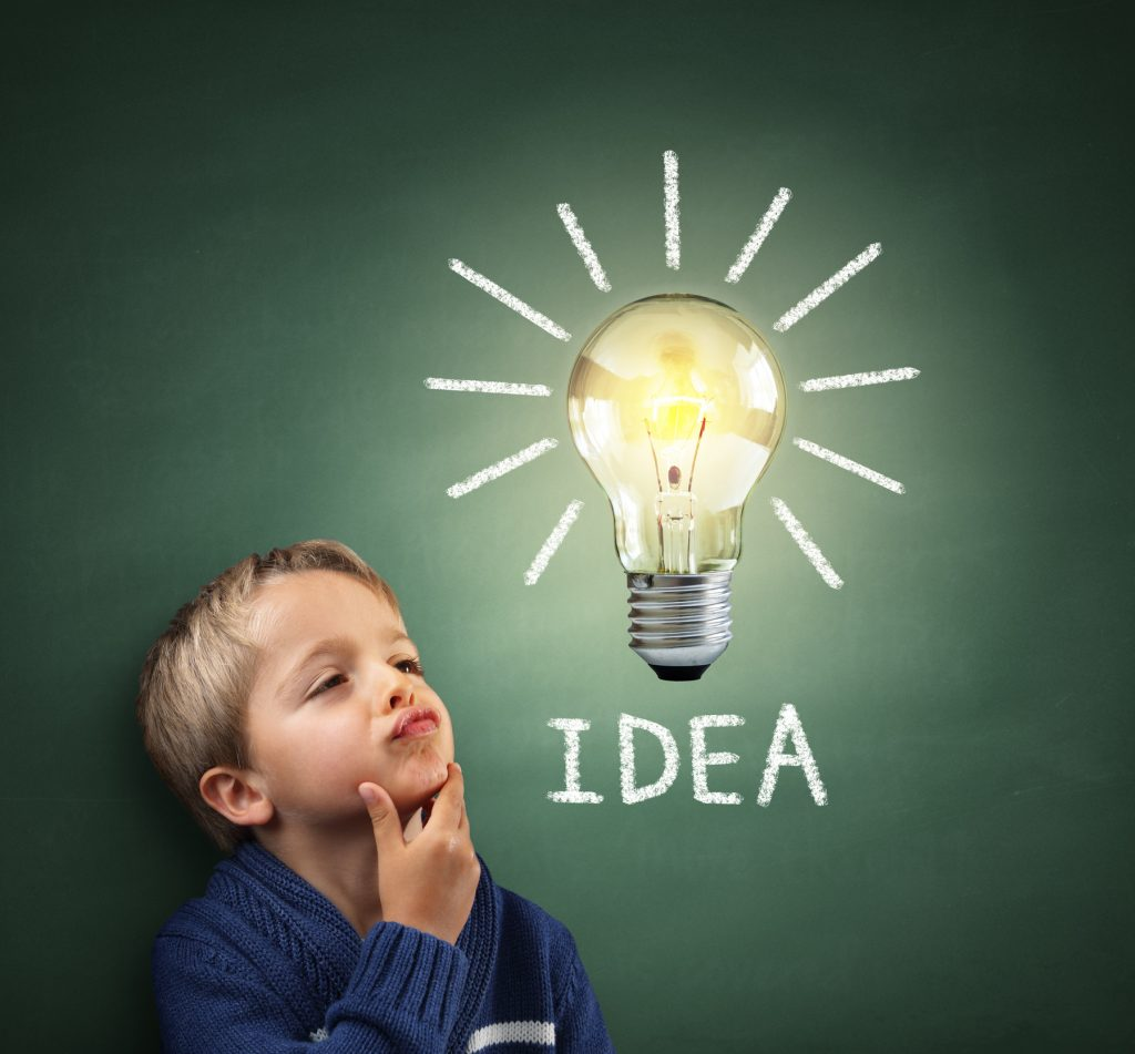 http://www.dreamstime.com/royalty-free-stock-photography-inspirational-idea-schoolboy-standing-front-blackboard-bright-light-bulb-above-his-head-concept-innovation-image44561937